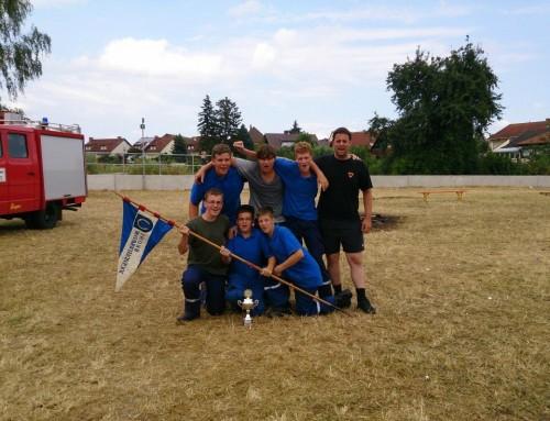 Jugendfeuerwehr Brühl verabschiedet sich von Jugendwart Marco Krupp und seiner Stellvertreterin Rebecca Scheu. – Nachfolger vorgeschlagen