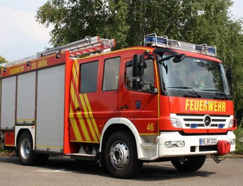 10. September 2018, Einsatz Brandalarm