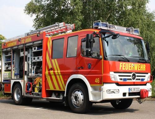 26 Juni 2020, Einsatz Brandalarm