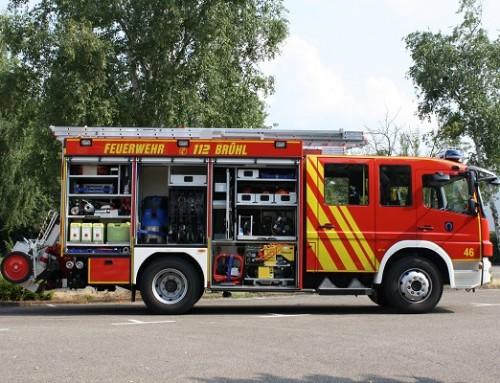 13. Mai 2020, Einsatz Brandalarm