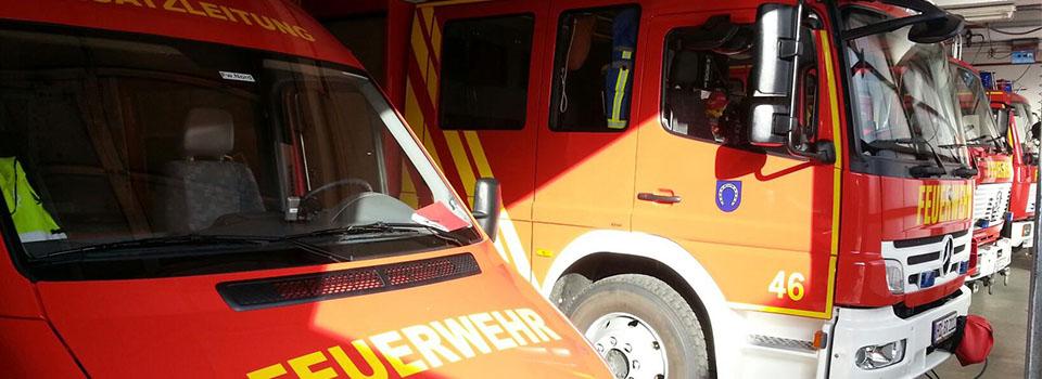 Feuerwehr Brühl Logo