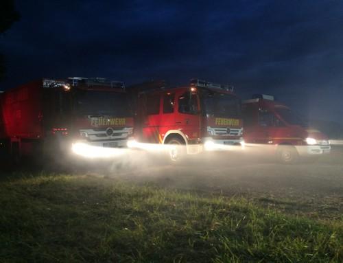 07. Dezember 2018, Brandsicherheitswachdienst