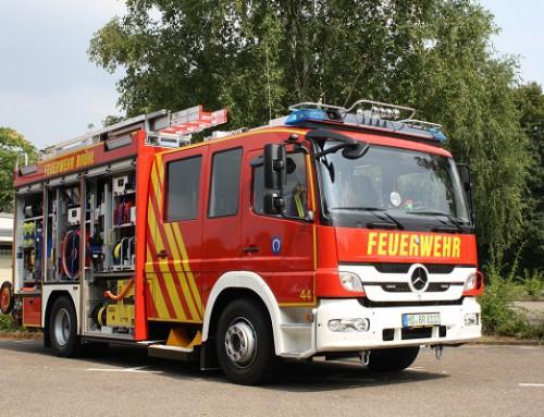 14. Juni 2018, Einsatz Brandalarm