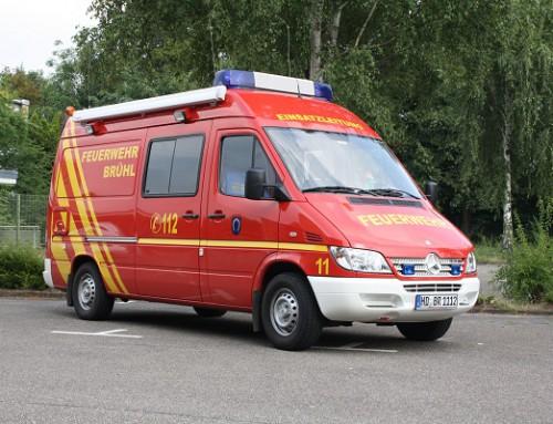 13. September 2019, Einsatz Brandalarm