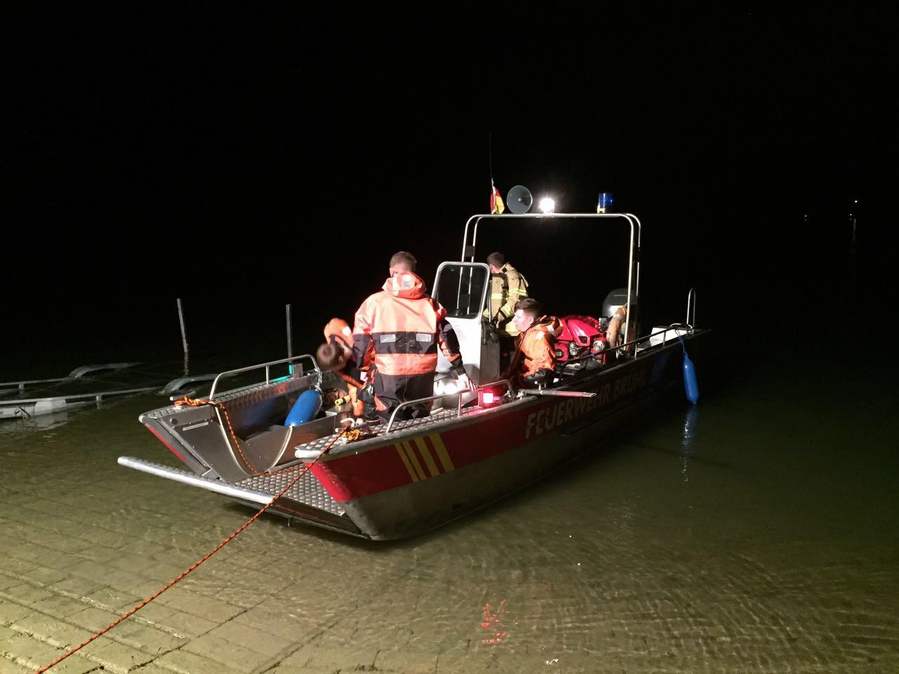 Bootsunfall Brühl