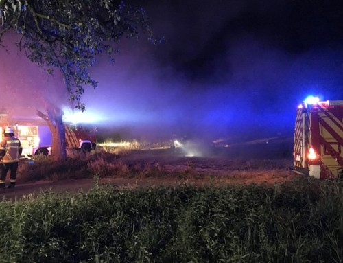 15. Juli 2018, Einsatz Brandalarm