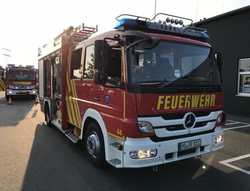 18.08.2018, Einsatz Brandalarm