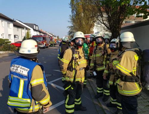 15. April 2019, Einsatz Brandalarm