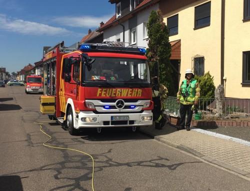 05. Juli 2019, Einsatz Brandalarm