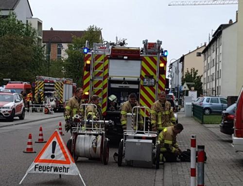 17. August 2019, Einsatz Brandalarm