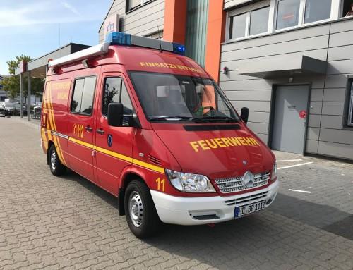 06 September 2019, Einsatz Brandalarm