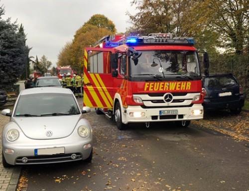 18. November 2019, Einsatz Brandalarm