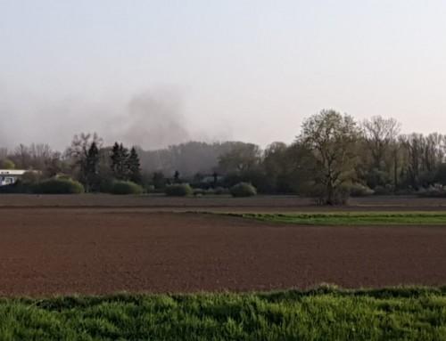 28. März 2020, Einsatz Brandalarm