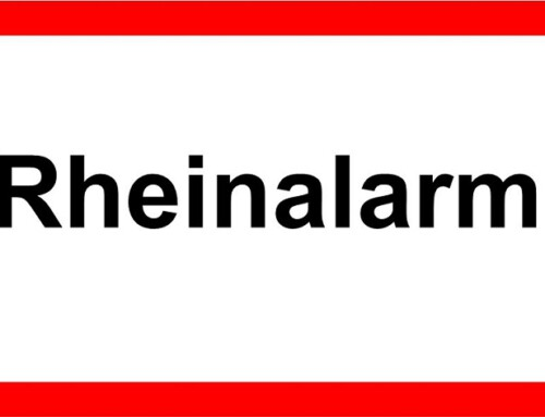 15. September 2020, Einsatz Rheinalarm